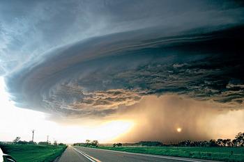 ゲリラ豪雨2013
